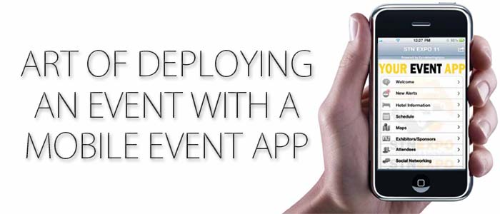 Event-App-deployment